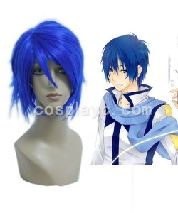 Vocaloid-kaito Blue Cosplay wig WIG-202A