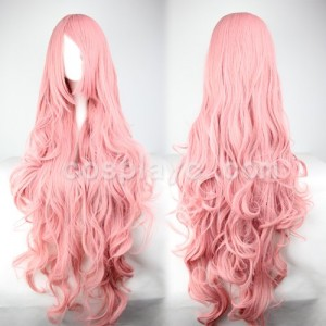 Vocaloid- Luka Pink Cosplay Wig WIG-235A