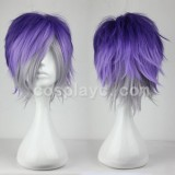 Diabolik Lovers Color Mixed Cosplay wig WIG-199B