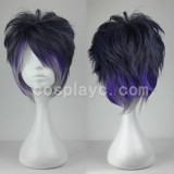 Diabolik Lovers Color Mixed Cosplay wig WIG-199A
