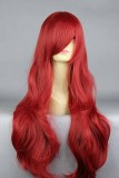 Little Mermaid Disney Princess Ariel child Bounty Hunter Long Curly red Color Cosplay Wig WIG-016C