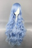 90CM Long curly DATE A LIVE-Yoshino Mix Color Cosplay Wig WIG-556A