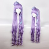 110cm Long Straight The Super Dimension Fortress Macross Cosplay Wig WIG-616A