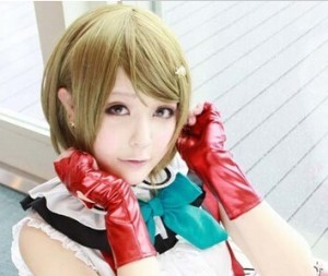 30cm Short Straight new version of Koizumi took Yang Cosplay Wig WIG-700H