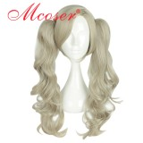 55cm Medium Wave Cosplay Wig WIG-661F