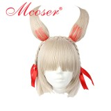 40cm Medium Straight Onmyoji Cosplay Wig WIG-636D