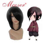 Axis Powers Hetalia black Cosplay wig 013A