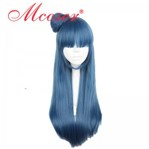 75cm Long Straight Love Live!Sunshine!!Tsushima Yoshiko Cosplay Wig WIG-610F