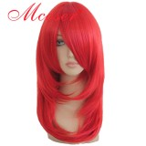 Dark Red cosplay wig 058C