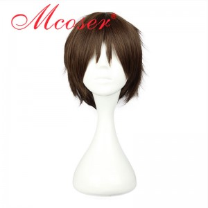 Attack on Titan-Eren Jaeger Brown WIG-365B