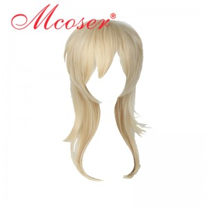 45cm Short Straight Ensemble Stars Cosplay Wig WIG-622E