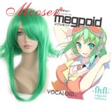 VOCALOID-gumi Tea Green cosplay wig 083A