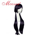 85CM Short Straight Love Live Toujou Nozomi Dark Purple Color Cosplay Wig WIG-560C