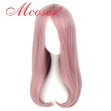 55cm Medium Straight Little Witch Accademia Cosplay Wig WIG-653A