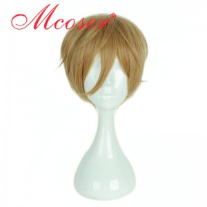 90cm Long Straight 王室教師ハイネ Cosplay Wig WIG-651A