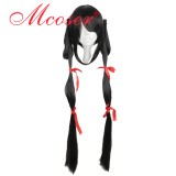 100cm Long Straight Cosplay Wig WIG-636N