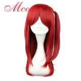 60cm Long MAGI-Moore Gala Red Cosplay wig WIG-288A