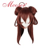 50cm Medium Straight Cosplay Wig WIG-636H
