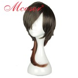 50cm long Straight sword art online Ohkarakuri Cosplay Wig WIG-579M