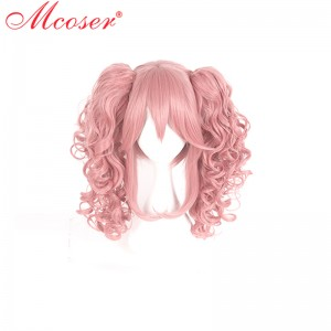 40CM Fate/fate extella Cosplay Pink WIG  WIG-656C