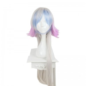 100CM FGO Fate/Grand Order  Mix Color Cosplay Wig WIG-656B